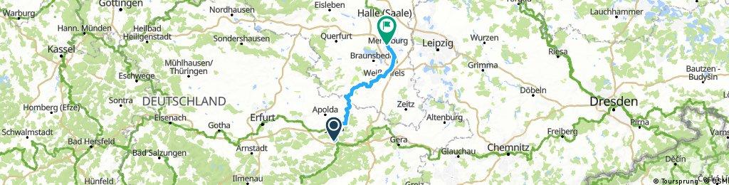 Jena - Merseburg
