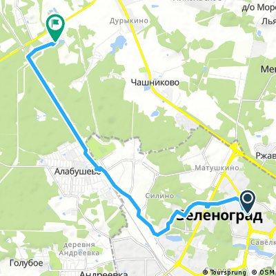 r Радищева озеро  Пешковское сельское поселение