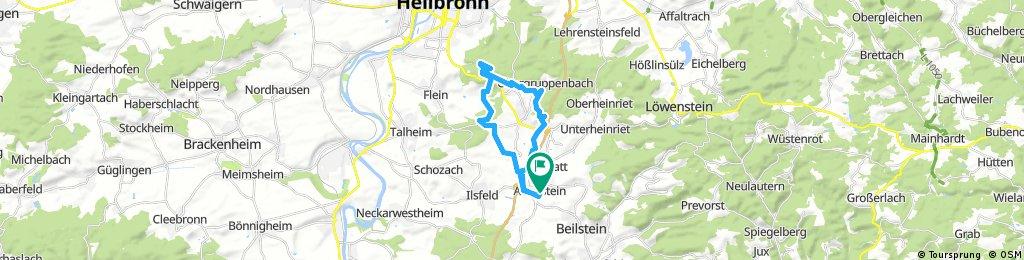 Schweinsbergrunde-Stage1_25km-500hm