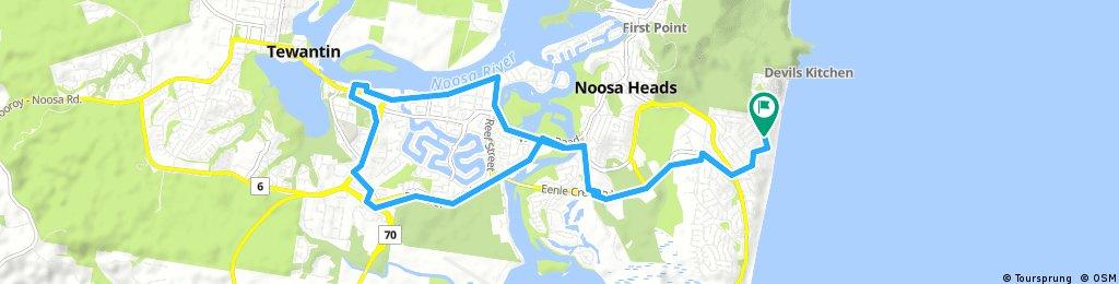 Noosa loop