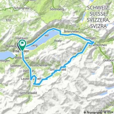 Alpenpanorama Tour der Superlative