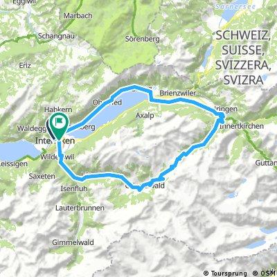 Alpenpanorama Tour der Superlative (verkürzt)