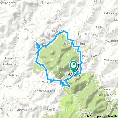 Escursione a Caudino