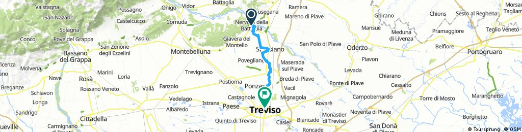 PIAVESELLA (CANALE)