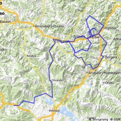 Vuelta Ciclista al País Vasco 2010 - Stage 4 - Murgia → Eibar