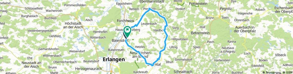 20170820 Poxdorf-Eckental-Gräfenberg-Pretzfeld