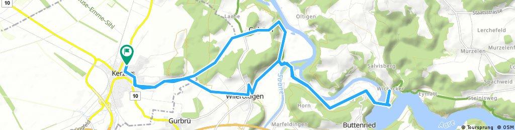 20.08.2017 Mühleberg Wohlensee