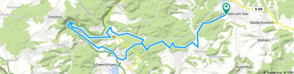 Losheim Mettlach Montclair Losheim