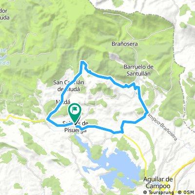 Salinas de Pisuerga-Santullán-Perapertú