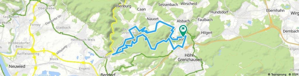 Brexbach Trails - Westerwald