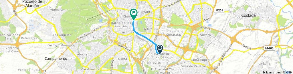 Ruta Vallecas