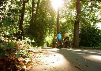 Hannover erfahren - Route 2 Bult-Route zum Park der Sinne