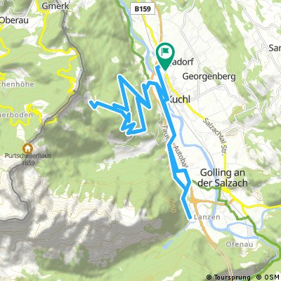 30 km Nesslangeralm