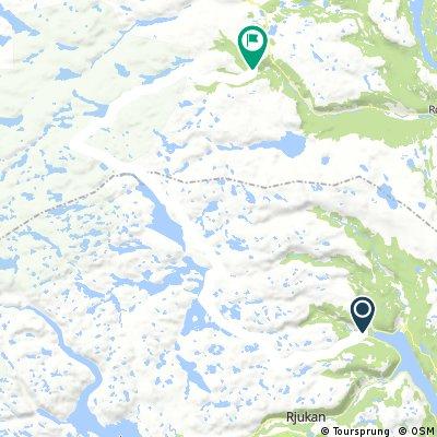 Bikepacking in Hardangervidda