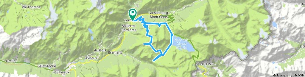 Mont Froid (2822 metres) via Col de Sollières