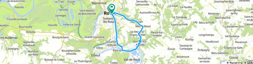 Rouen-Poses