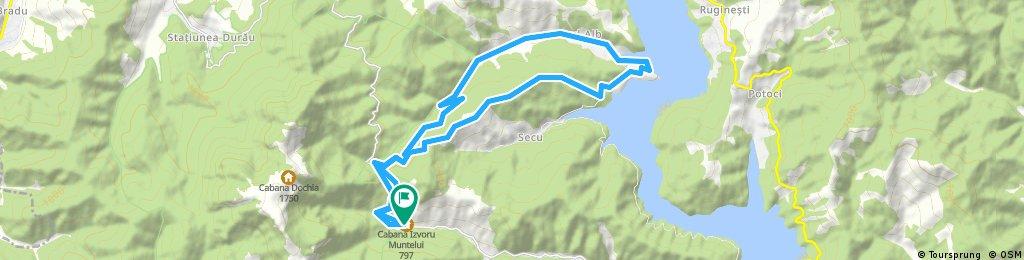 Marathon MTB Bicaz   Traseul Standard