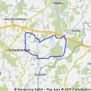Rennrad 41 km