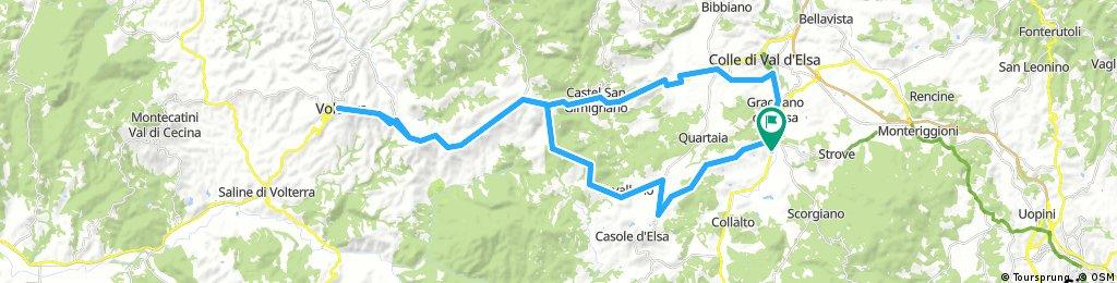 Gippo Bike ....Volterra