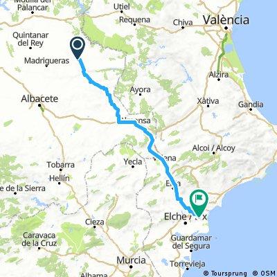 Fuentealbilla - Torrellano