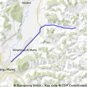 Elso tura - 30 kilometer probamenet