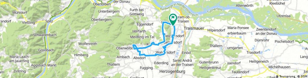 Nußdorf-Theyern-Unterwölbling-Inzersdorf