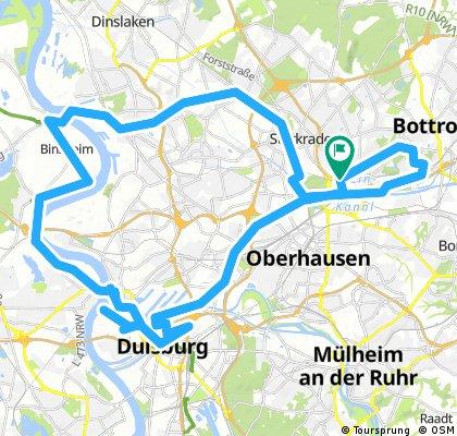 Olga - Orsoy - Hafen Ruhrort - Innenhafen - Vonderort