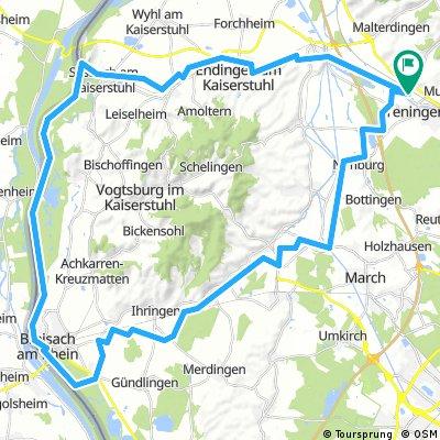 Kaiserstuhlrundfahrt