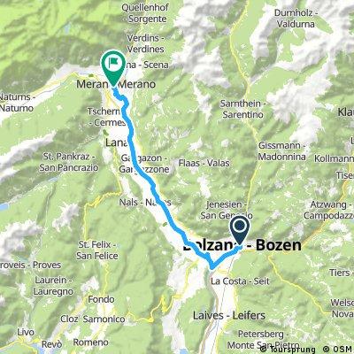Merano - Bolzano