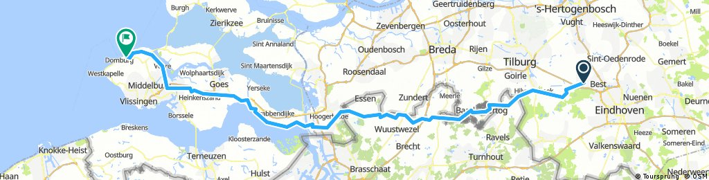 1-9-2017 (vr) Oirschot-Domburg