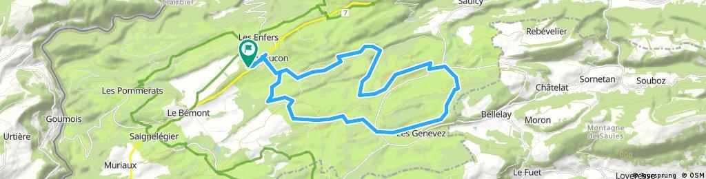 Rt. 723 ab Montfaucon
