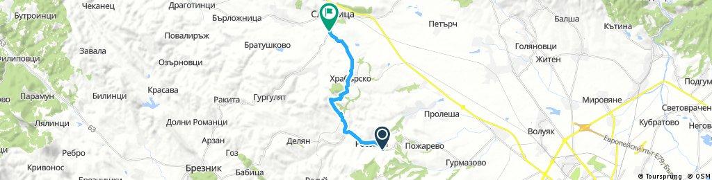 bike tour through Slivnitsa 111