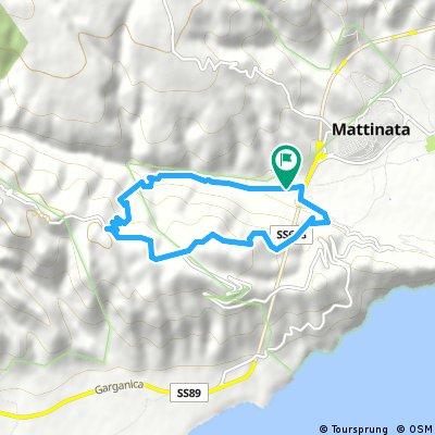 Trail di Carbonara