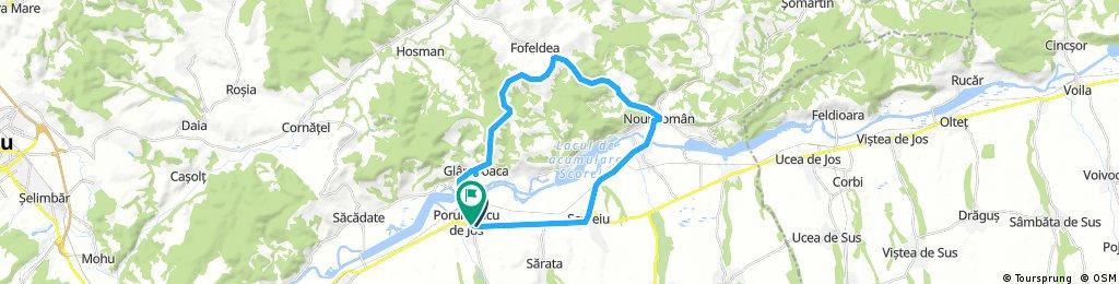 Ruta 1 Nou Roman-Glamboaca