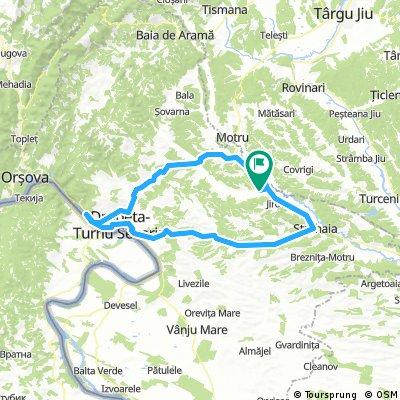 CORCOA-Strehaia- Severin