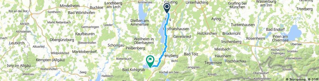Starnberg - Murnau