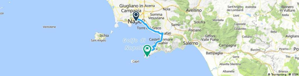 neapol dzień 1 - C.Nettuno