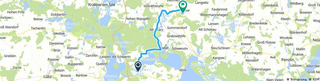 Alleentour5, Malchow-Ulrichshusen