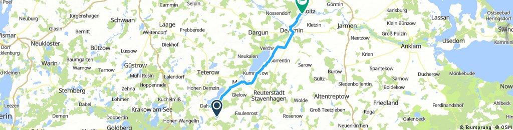 Alleentour6, Ulchichshusen-Rustow