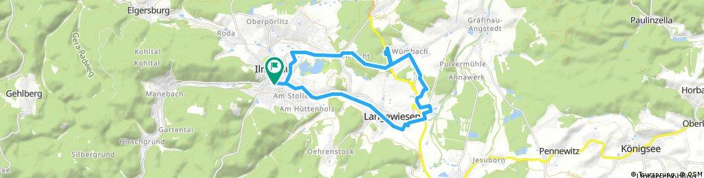 170822_Ilmenau-Langewiesen-Wümbach-Ilmenau
