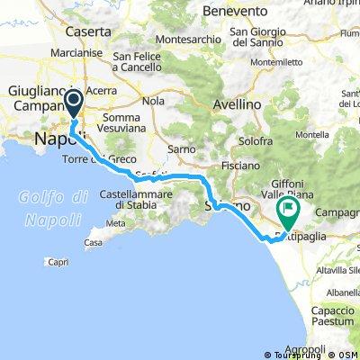 MaJOCa 2017 Tag 1 Neapel -Bellizi