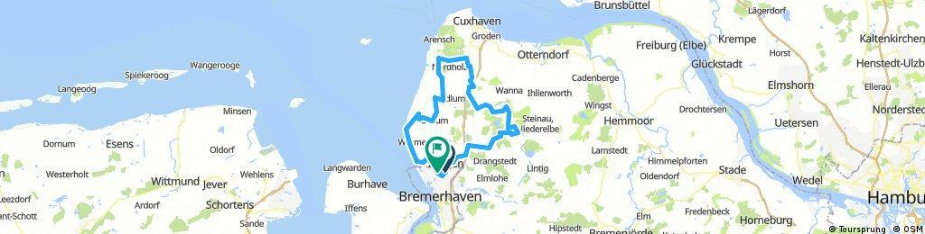 Bremerhaven - Spieka-Neufeld