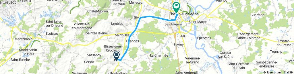 Buxy_Chalon-sur-Saone