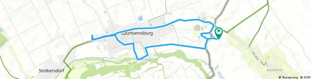 Zsira Golfplatz Nach Lutzmannsburg Villa