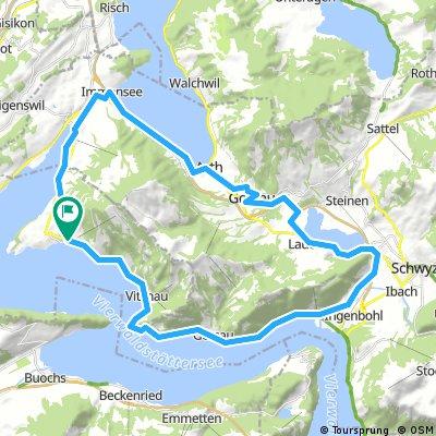 Rigi-Rundfahrt