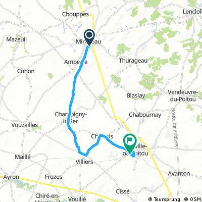 Tour du Poitou Charentes 2017 (2.1) Stage 4
