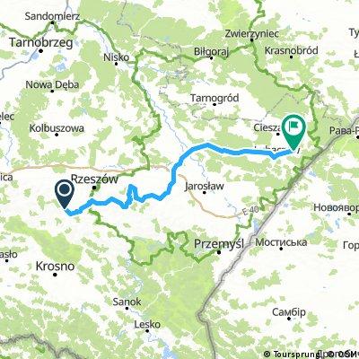 Czudec-Basznia Dolna