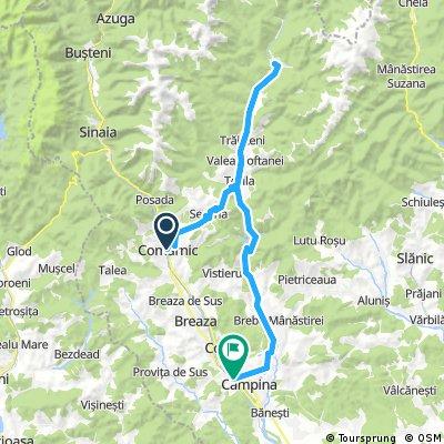 Comarnic-Trastieni-Campina