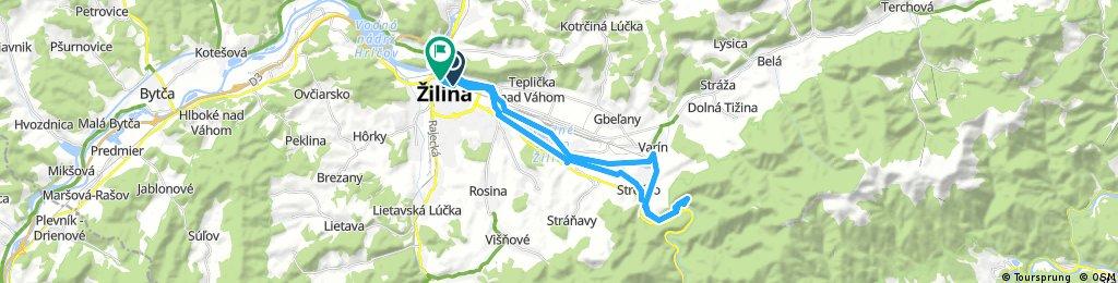 Žilina -Stary hrad 26. augusta, 11:19