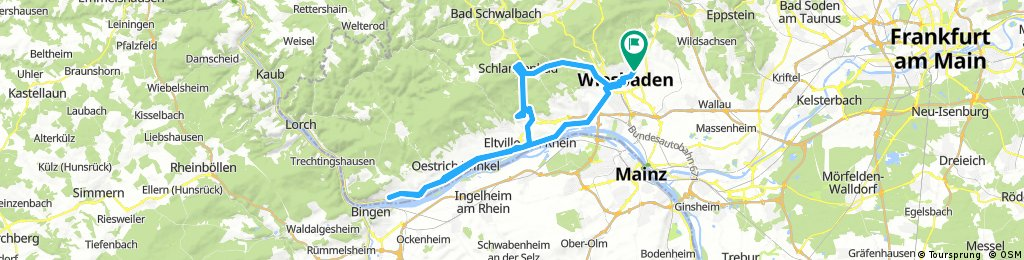 27 August Ride To Rudesheim